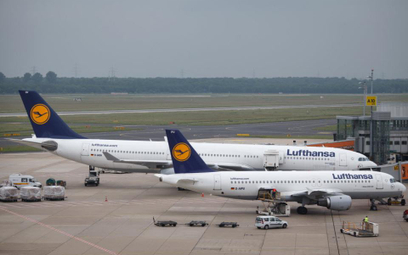 Strajk w Lufthansie może potrwać do końca weekendu