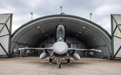 F-16 Jastrząb. Fot./MON.