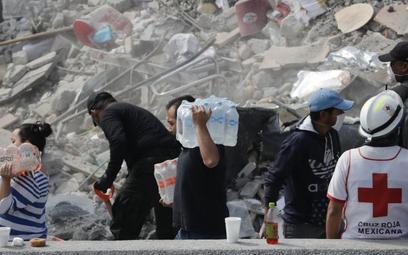 Meksyk: Tragiczna rocznica strasznego trzęsienia ziemi