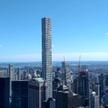 Apartamentowiec 432 Park Avenue bardzo wyróżnia się na tle panoramy Nowego Jorku.