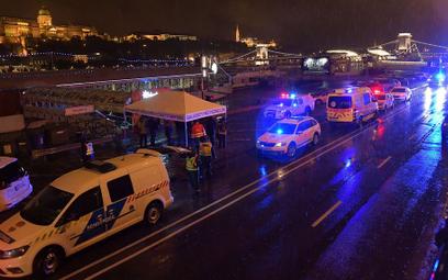 Budapeszt: Statek z turystami zatonął w 7 sekund