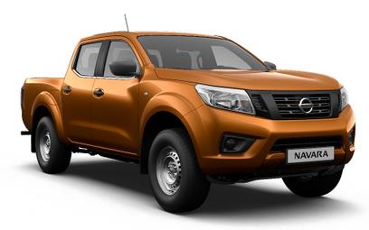 Samochód osobowo-ciężarowy Nissan Navarra. Fot./Nissan.