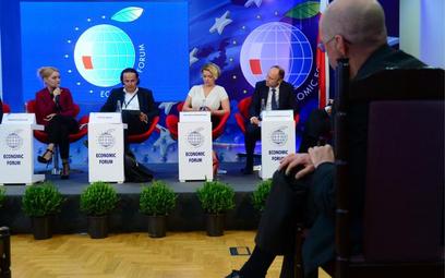 Polski sektor fintech ma międzynarodowy potencjał, tylko musi umieć go wykorzystać – podkreślali eks