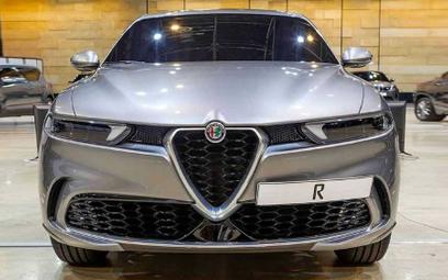 Alfa Romeo Tonale: Tak wygląda drugi SUV Alfy