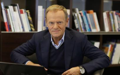 Tusk: Bez rozliczenia zła pokój społeczny będzie niemożliwy