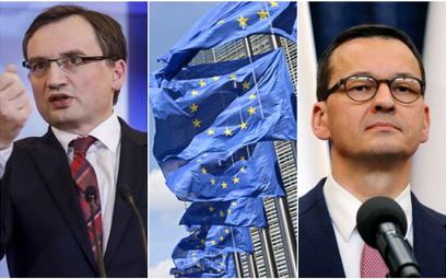 Zbigniew Ziobro, praworządność i Unia Europejska