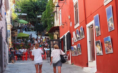 Świetne pierwsze półrocze turystyki w Grecji