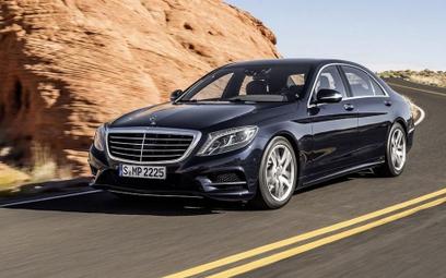 Daimler będzie produkował więcej mercedesów