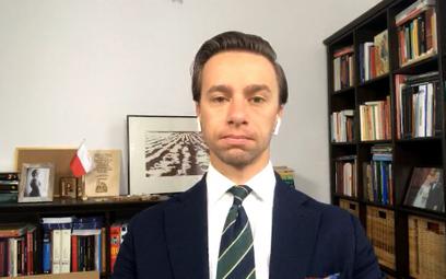 Bosak: Politycy PiS zachowują się jak plastelina