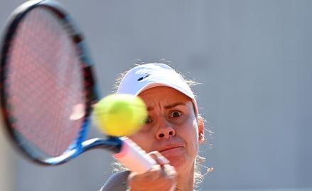 Magda Linette łatwo pokonała Francuzkę Chloe Paque