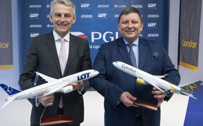 Lufthansa rozważa skargę do Brukseli przeciw LOT-owi