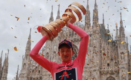 Tao Geoghegan Hart – sensacyjny triumfator Giro