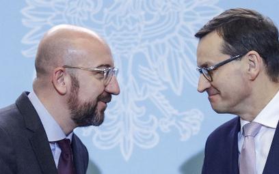 Mechanizm osłabił w ramach negocjacji budżetowych Charles Michel, przewodniczący Rady Europejskiej.
