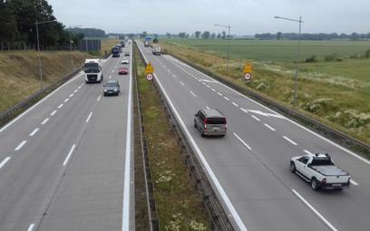 Rozbudują autostradę A4 o trzeci pas