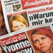 W ciągu roku po swojej ucieczce od porywacza Natascha Kampusch dostała od konsorcjów prasowych około