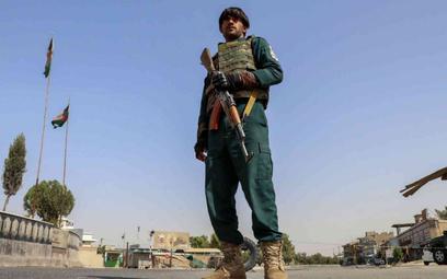 Afganistan: Drugie największe miasto kraju w rękach talibów