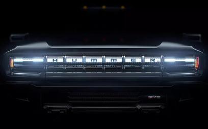 Elektryczny Hummer będzie miał prawie 1000 KM mocy
