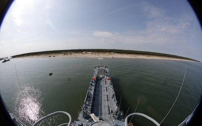 Rosyjska armia buszuje na Bałtyku