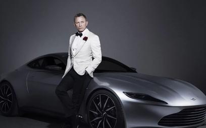 James Bond przesiądzie się do elektrycznego Astona Martina