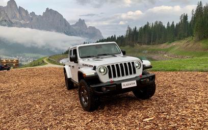 Jeep Gladiator: Dzień dobry, Europo