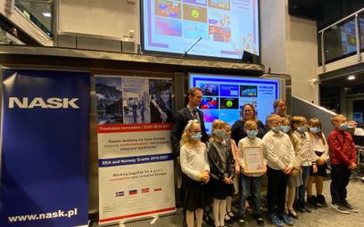 Wyłoniono laureatów konkursu dla uczniów na cyfrową pracę