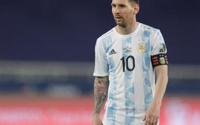 Copa America: Gol Messiego, remis Argentyny