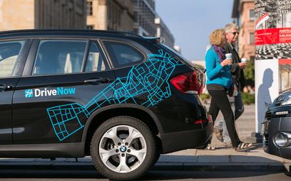 Usługi car-sharingu znalazły się w dołku z powodu koronawirusa