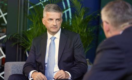 Wiktor Janicki, prezes AstraZeneca Pharma Poland