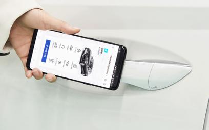 Hyundai: Aplikacja na smartfona zastąpi tradycyjny kluczyk