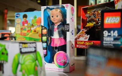 Szpiegujące zabawki iochrona danych osobowych