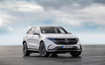 Światowa premiera EQC: Mercedes pod elektryczną gwiazdą