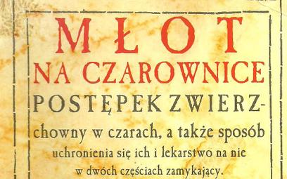 Podręcznik łowców czarownic i inne druki na aukcji