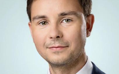 Jarosław ?Kamiński, adwokat i senior associate w warszawskim biurze Rödl & Partner