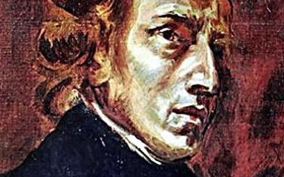 Chopin zmarł 33 lata przed odkryciem prątków gruźlicy Portret pędzla Delacroix