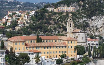 Klasztor St Ponts w Nicei