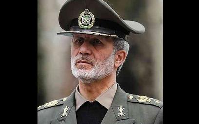 Iran z nową rakietą nazwaną na cześć gen. Sulejmaniego