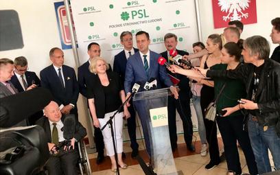 PSL buduje własny blok na wybory - Koalicję Polską