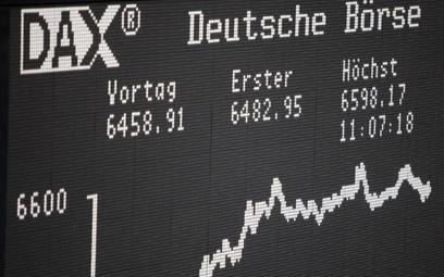 London Stock Exchange Group i Deutsche Boerse rozmawiają o fuzji
