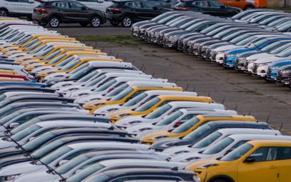 Branża motoryzacyjna w Polsce z coraz większymi problemami
