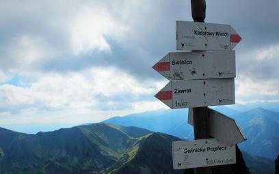 Kolejny śmiertelny wypadek w Tatrach. Piąty w ciągu dwóch tygodni