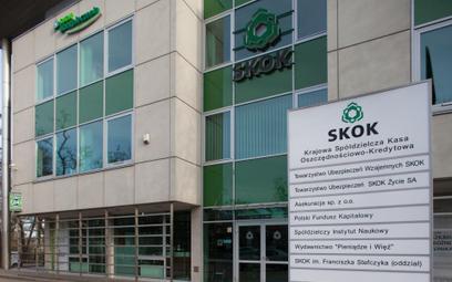 Kolejna SKOK ma być ratowana przez banki