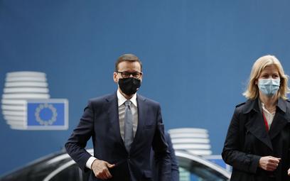 Morawiecki stawia warunki w kwestii dialogu UE z Putinem