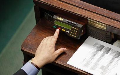 Od skuteczności lobbystów mogą zależeć wyniki głosowania nad projektami ustaw