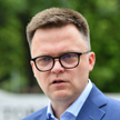 Lider ruchu Polska 2050 Szymon Hołownia