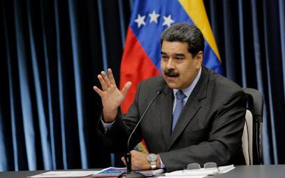 Nicolas Maduro, prezydent Wenezueli