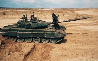 Ćwiczenia armii rosyjskiej