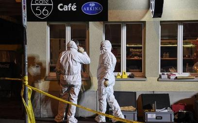 Strzelanina w kawiarni w Bazylei