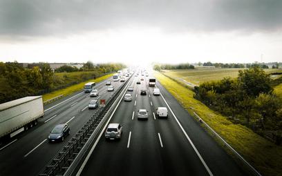 Nauka jazdy na autostradzie