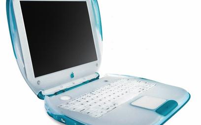 iBook Clamshell – ten komputer nie zrobił wielkiej kariery, ale odegrał ważną rolę na rynku przenośn