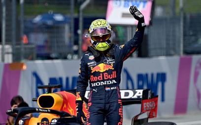 Liderem klasyfikacji kierowców jest Max Verstappen z Red Bull Racing